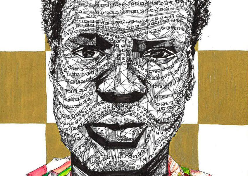 Asare Adjei_Gold Series_003_InkWatercolourandGouacheonPaper_WF_Illustration_2015