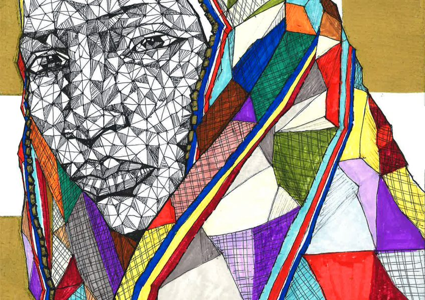 Asare Adjei_Gold Series_006_InkWatercolourandGouacheonPaper_WF_Illustration_2015